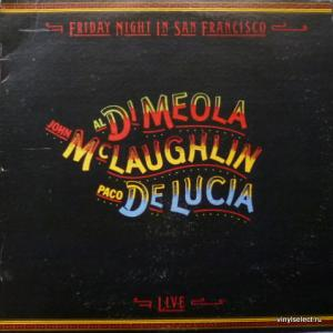 Al Di Meola, John McLaughlin & Paco De Lucia - Friday Night In San Francisco