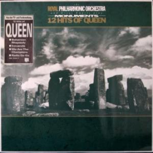 Royal Philharmonic Orchestra - Play Monuments - 12 Hits Of Queen