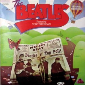 Beatles,The - The Beatles Featuring Tony Sheridan