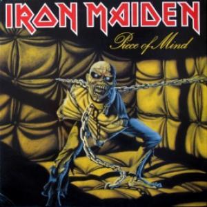 Iron Maiden - Piece Of Mind (FRA)