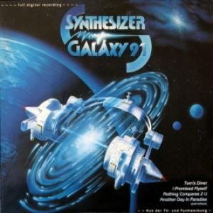 Desaster Area - Synthesizer Galaxy 91