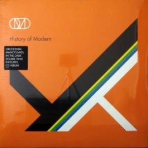 OMD (Orchestral Manoeuvres In The Dark) - History Of Modern