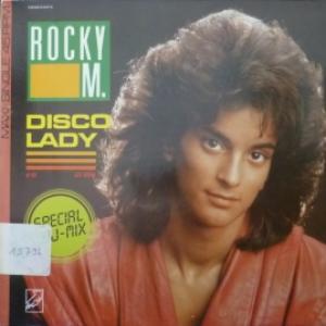 Rocky M. - Disco Lady