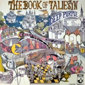 Deep Purple - The Book Of Taliesyn