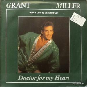 Grant Miller - Doctor For My Heart (produced by Fancy, music by Dieter Bohlen)