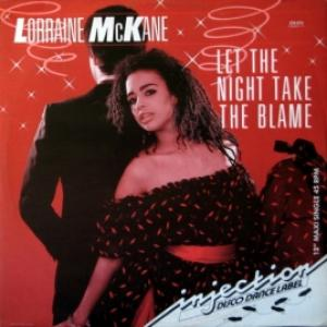 Lorraine McKane - Let The Night Take The Blame