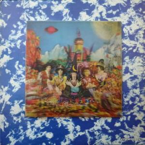 Rolling Stones,The - Their Satanic Majesties Request (3D-Cover)