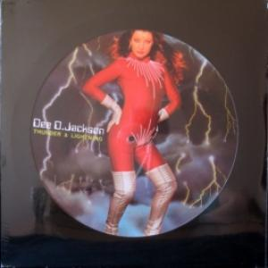 Dee D.Jackson - Thunder & Lightning (Ltd. Picture LP)