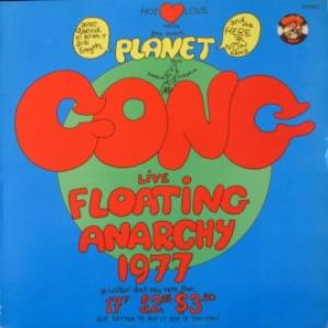 Planet Gong - Live Floating Anarchy 1977
