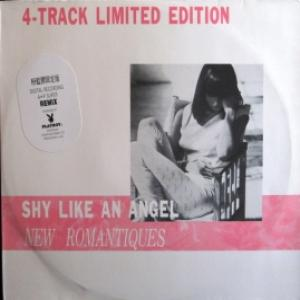 New Romantiques - Shy Like An Angel (Blue Vinyl)