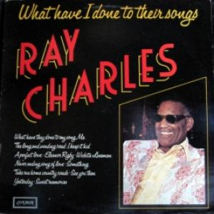 Ray Charles - What Have I Done To Their Songs (UK)