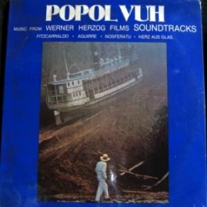 Popol Vuh - Music From Werner Herzog Films Soundtracks: Fitzcarraldo-Aguirre-Nosferatu-Herz Aus Glas