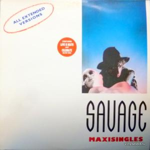 Savage - Maxisingles