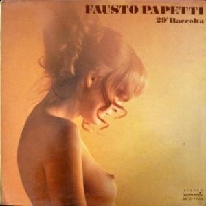 Fausto Papetti - 29a Raccolta