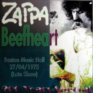 Frank Zappa - Boston Music Hall 27/04/1975 [Late Show] 200 Years Special
