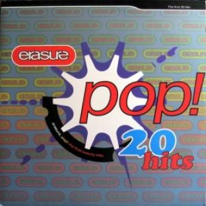 Erasure - Pop! The First 20 Hits (UK)