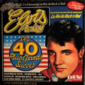 Elvis Presley - Les 40 Plus Grands Succes