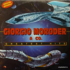 Giorgio Moroder & Co. - Greatest Hits