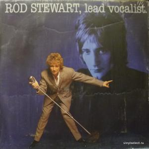 Rod Stewart - Lead Vocalist