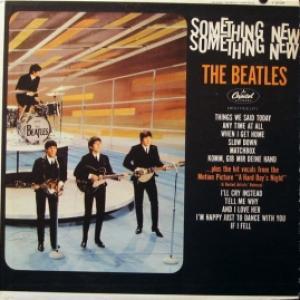 Beatles,The - Something New (USA)