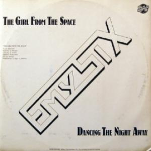 Emy Six - The Girl From The Space / Dancing The Night Away
