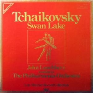 Piotr Illitch Tchaikovsky (Петр Ильич Чайковский) - Swan Lake