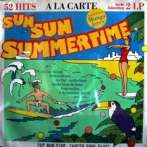 A La Carte - Sun Sun Summertime (sealed)