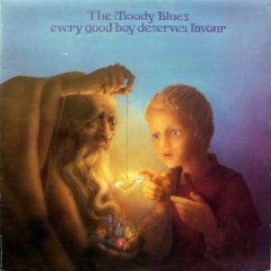Moody Blues,The - Every Good Boy Deserves Favour
