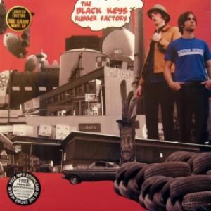 Black Keys, The - Rubber Factory