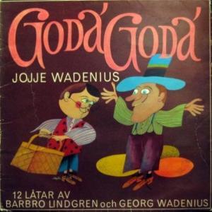 Jojje Wadenius - Goda' Goda'