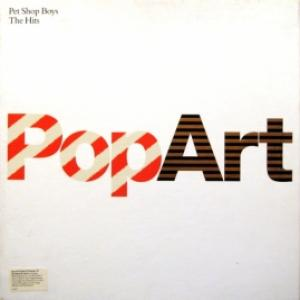 Pet Shop Boys - PopArt - The Hits (UK)