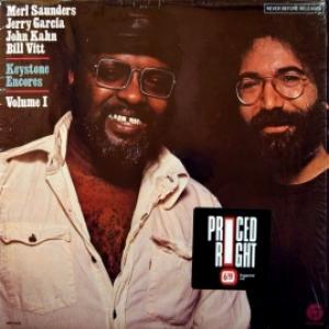 Merl Saunders /Jerry Garcia / John Kahn / Bill Vitt - Keystone Encores, Volume 1