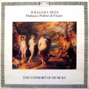 William Lawes - Dialogues, Psalmes & Elegies