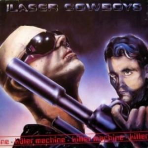 Laser-Cowboys - Killer Machine