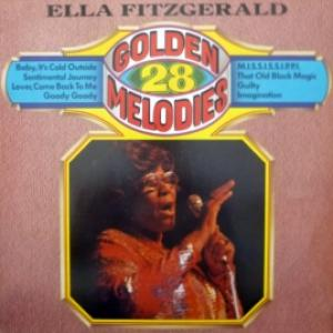Ella Fitzgerald - 28 Golden Melodies