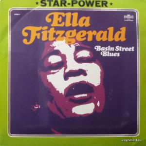 Ella Fitzgerald And Louis Armstrong - Basin Street Blues / High Society