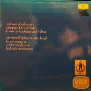 Karlheinz Stockhausen - Gruppen / Carré