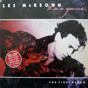 Les McKeown - It's A Game (produced by Dieter Bohlen)