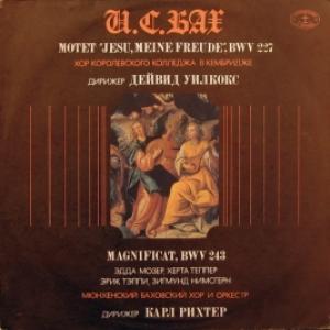 Johann Sebastian Bach - Motet