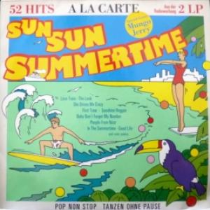 A La Carte - Sun Sun Summertime (feat. Mungo Jerry)