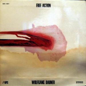 Wolfgang Dauner - Free Action