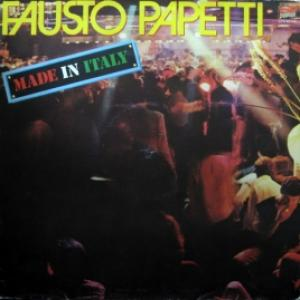 Fausto Papetti - Made In Italy