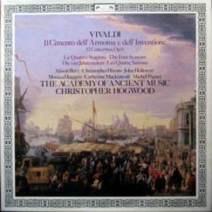 Antonio Vivaldi - Il Cimento Dell'Armonia E Dell'Inventione