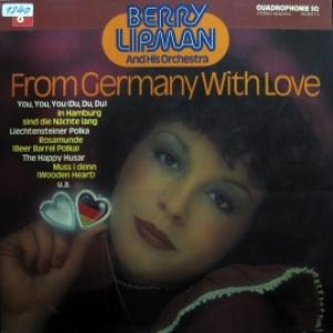 Berry Lipman And His Orchestra - From Germany With Love