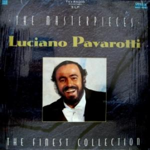 Luciano Pavarotti - The Masterpieces (sealed)