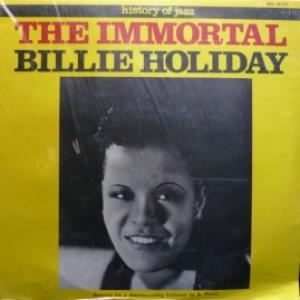 Billie Holiday - The Immortal Billie Holiday