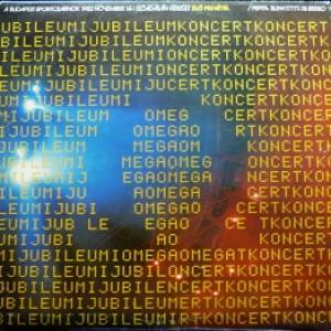 Omega - Jubileumi Koncert