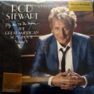 Rod Stewart - Fly Me To The Moon... The Great American Songbook Volume V