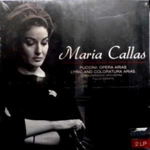 Maria Callas - Puccini: Opera Arias / Lyric And Coloratura Arias