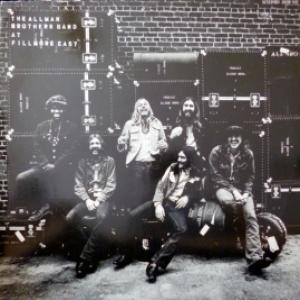 Allman Brothers Band,The - At Fillmore East (GER)